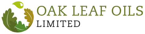 Oak Leaf Oils Ltd logo green